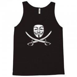 mask of modern mutiny Tank Top   Artistshot