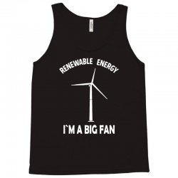 renewable energy Tank Top | Artistshot