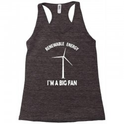 renewable energy Racerback Tank | Artistshot