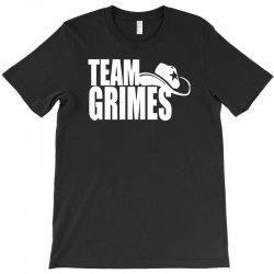 team grimes walking dead T-Shirt | Artistshot