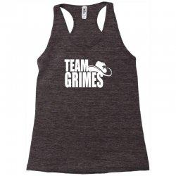 team grimes walking dead Racerback Tank | Artistshot