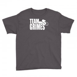 team grimes walking dead Youth Tee | Artistshot