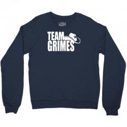 team grimes walking dead Crewneck Sweatshirt | Artistshot