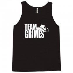 team grimes walking dead Tank Top | Artistshot