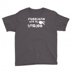 russians are my homies Youth Tee | Artistshot