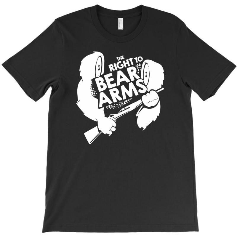 The Right To Bear Arms T-shirt | Artistshot