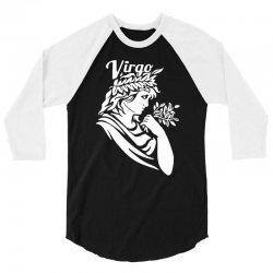 virgo zodiac 3/4 Sleeve Shirt | Artistshot