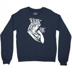 virgo zodiac Crewneck Sweatshirt | Artistshot