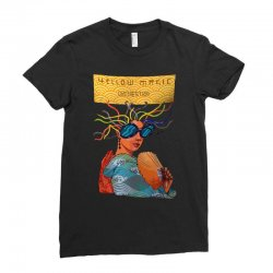 yellow magic orchestra Ladies Fitted T-Shirt | Artistshot