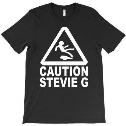 Stevie G Funny T-shirt Designed By Mdk Art