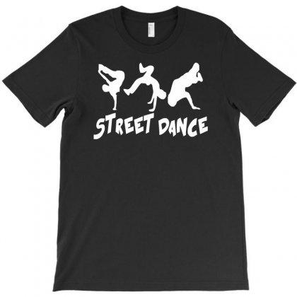 Street Dance Funny T-shirt Designed By Mdk Art