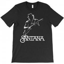 carlos santana T-Shirt | Artistshot