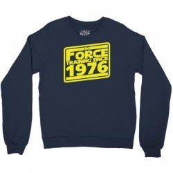 geeky 40th birthday Crewneck Sweatshirt | Artistshot