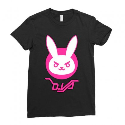 Dva Ladies Fitted T-shirt Designed By Vr46