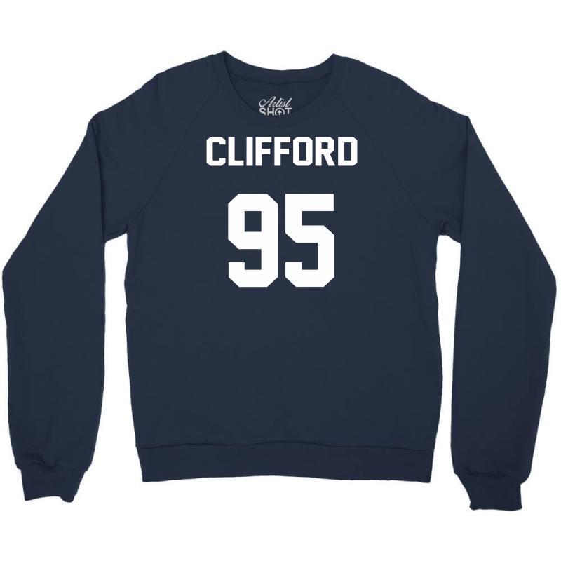 0edb947ee93 Custom Michael Clifford 5sos Crewneck Sweatshirt By Andini - Artistshot