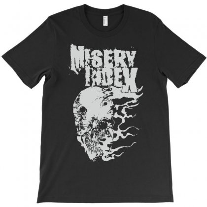 Misery Index 1 T-shirt Designed By Andini