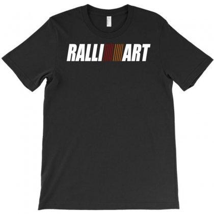 Mitsubishi Ralliart T-shirt Designed By Andini
