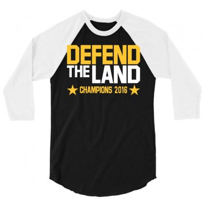 Cleveland Cavaliers 3/4 Sleeve Shirt Designed By Vr46