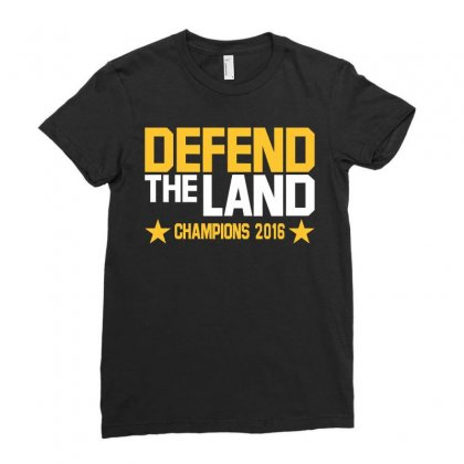 Cleveland Cavaliers Ladies Fitted T-shirt Designed By Vr46