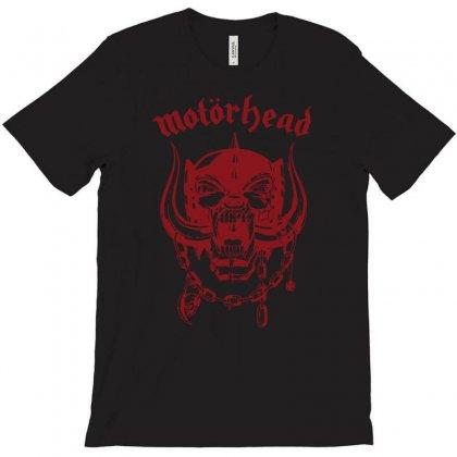 Motorhead Rock Band T-shirt Designed By Andini