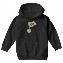 music pirate Youth Hoodie | Artistshot
