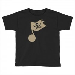 music pirate Toddler T-shirt | Artistshot