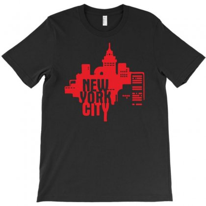 New York City T-shirt Designed By Andini