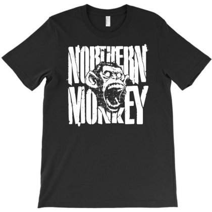 Northern Monkey T-shirt Designed By Andini