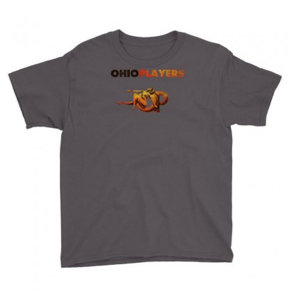 Ohio Players Youth Tee Designed By Andini