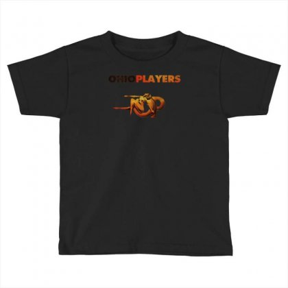 Ohio Players Toddler T-shirt Designed By Andini