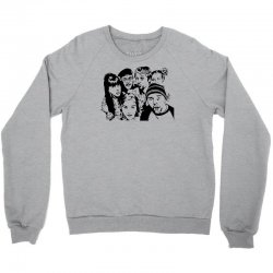 spaced simon pegg Crewneck Sweatshirt | Artistshot