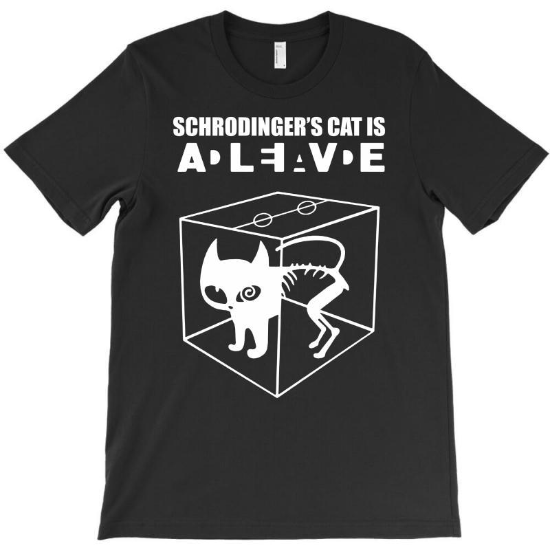 The Big Bang Theory Sheldon Cooper Schrodinger's Cat T-shirt | Artistshot
