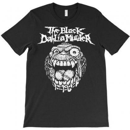 The Black Dahlia Murder Music Concert T-shirt Designed By Andini