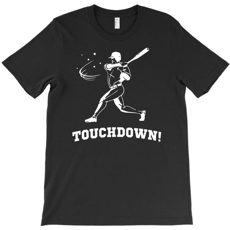 Touchdown   Funny Sports T-shirt   Artistshot