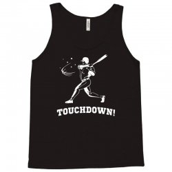 touchdown   funny sports Tank Top   Artistshot