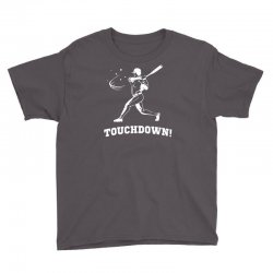 touchdown   funny sports Youth Tee | Artistshot