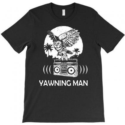 Yawning Man Desert Rock Band T-shirt Designed By Andini