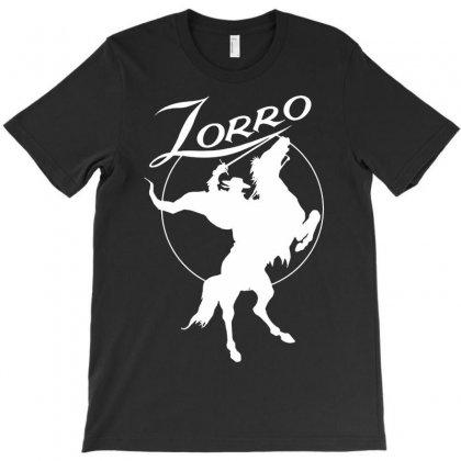 Zorro Ver.5 T-shirt Designed By Andini