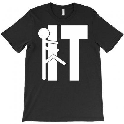 Fuck It T-shirt Designed By Yudyud