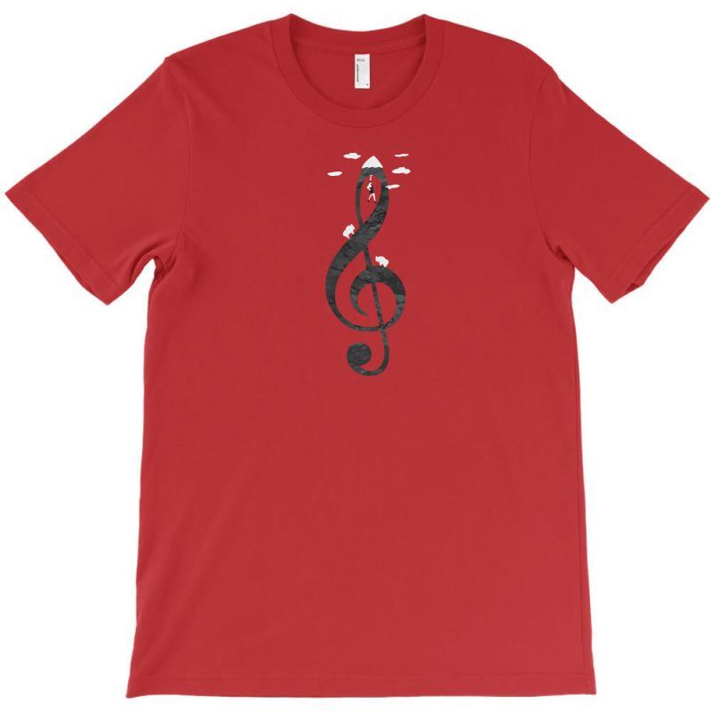 Clefhanger T-shirt | Artistshot