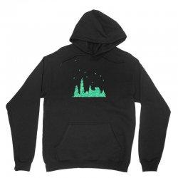 chicago skyline Unisex Hoodie   Artistshot