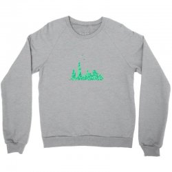 chicago skyline Crewneck Sweatshirt | Artistshot