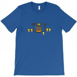 candy corn cannibalism T-Shirt | Artistshot