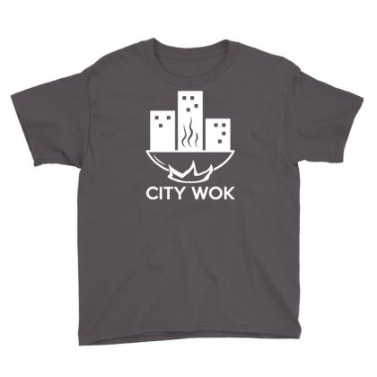 City Wok Youth Tee Designed By Narayatees