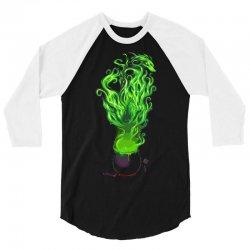 a dangerous concoction 3/4 Sleeve Shirt | Artistshot