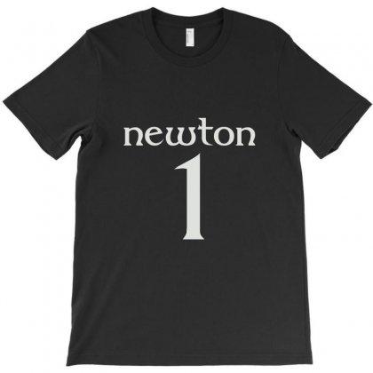Carolina Newton 1 T-shirt Designed By Deomatis9888