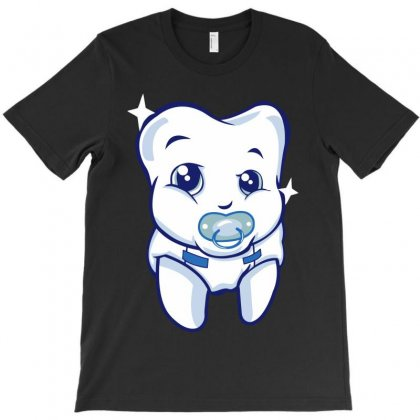 Baby Tooth T-shirt Designed By Deomatis9888