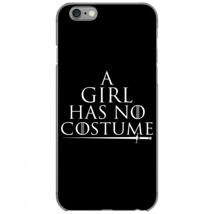 A Girl Has No Costume Iphone 6/6s Case Designed By Vr46