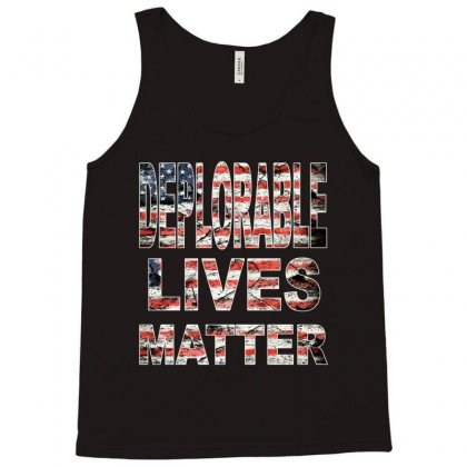 Deplorable Lives Matter Tank Top Designed By Vr46