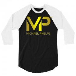 Michael Phelps 3/4 Sleeve Shirt | Artistshot